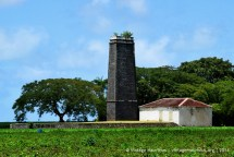 Bon Espoir Sugar Mill Chimney