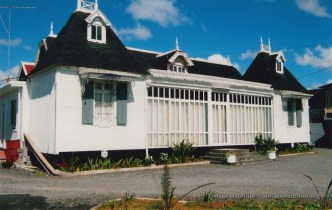 Camp Fouqueraux - Old Colonial Creole House