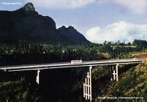 Coleville Deverell Bridge - Motorway M1 - Montage Ory 1960s
