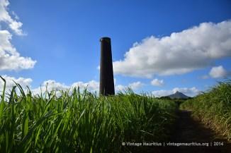 Cote D'Or Old Sugar Mill Chimney