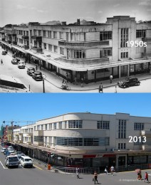 Curepipe Junction - Merven Building - 1950s/2013