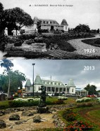 Curepipe Municipal Garden - Town Hall - 1924/2013