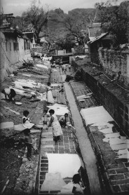 Cyclone Carol 1960 Rue Desforges Water Outage