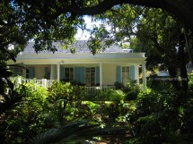 Denise Old Creole Colonial House Mauritius St Georges
