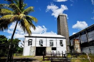 Ferney Old Sugar Mill Chimney