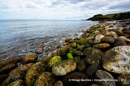 Flic en Flac Klondike Baie du Corsaire 2014 Rocks