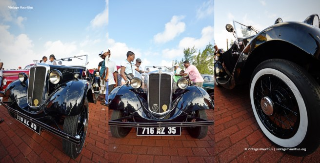 Heritage Regattas Morris 8 1935
