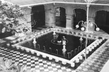 Jummah Mosque Inside 1960s