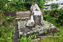 Le Premier Monument de La Perouse Eau Coulee