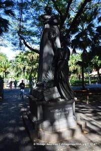 Leoville L'homme Port Louis Company Garden