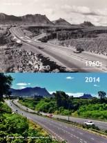 Reduit - The M1 Motorway - 1960s/2014