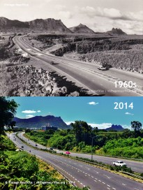Reduit - The M1 Motorway - 1960s/2014