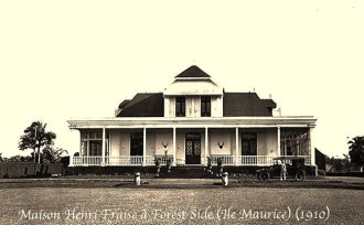 Maison Henri Fraise - Forest Side - Curepipe - 1910