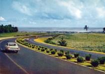 Mauritius M1 Motorway Sorez Pailles Montagne Ory 1960s