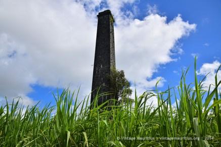 Midlands Old Sugar Mill Chimney
