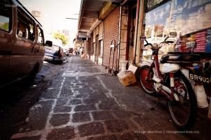 Mini Honda PC50 - Queen Street - Port Louis - Mauritius - 2014