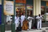 Musicians at Artists Alley Caudan Vintage Valentine