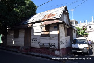 Old Creole House - Yoloff Street - Port Louis