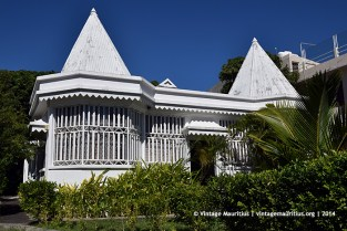 Old Creole Style House - Nyon Street - Port Louis