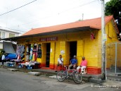 Old Mahebourg - ABC Store - Chinese Shop - Colonial Building