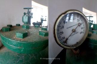 Old Petrol Cistern