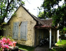 Old Rose Hill Mauritius Police Band Quarters Station