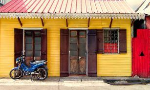 Old Street Portals of Port Louis, by Nilesh Boodhun