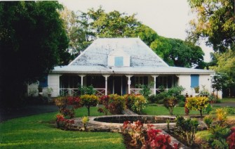 Pamplemousses - Old Colonial Creole House