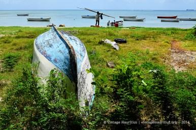 Pointe aux Sables Fishermen