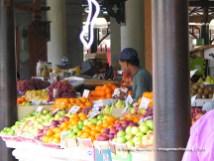 Port Louis Central Market - 2004 - Fruit Seller