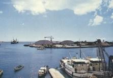 Port Louis Harbour - 1968 Winnie Betty