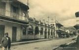 Port Louis - Jummah Mosque Street and the Mosque - 1890s