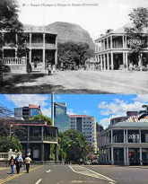 Port Louis - Place D'Armes - 1890s/2013