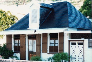 Port Louis - Old Creole Colonial House - Courcy Street