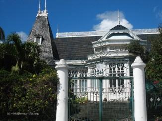Port Louis Old House Champ de Mars Atchia