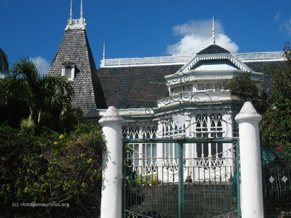 Port Louis Old House Champ de Mars Atchia