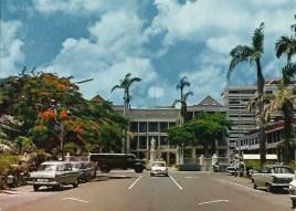 Port Louis - Place D'Armes - 1970s