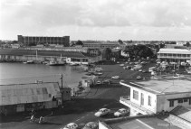 Port Louis - Place D'Armes - Waterfront - 1984