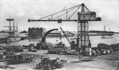Port Louis Quay Harbour Chien de Plomb 1920s