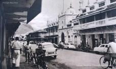 Port Louis - Royal Street - Jummah Mosque - 1960s