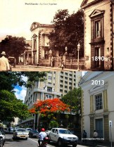Port Louis - Supreme Court - 1890s/2013