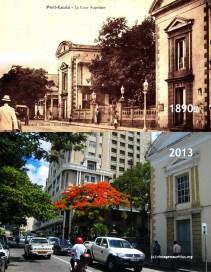 Port Louis - Supreme Court - 1890s/2013