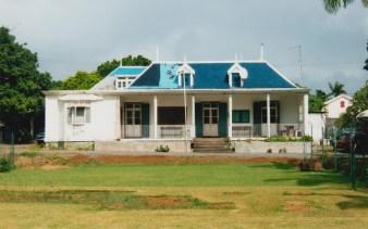 Quatre Bornes - Mauritius - Old Colonial Creole House