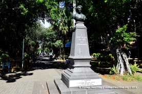 Remy Ollier Monument Port Louis Company Garden