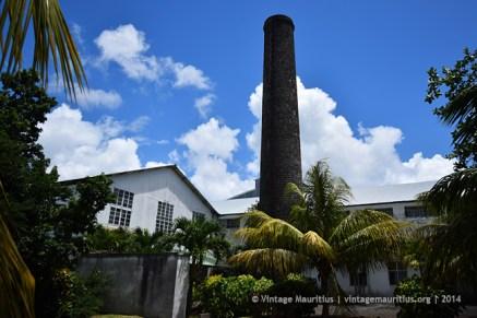Solitude Old Sugar Mill Chimney