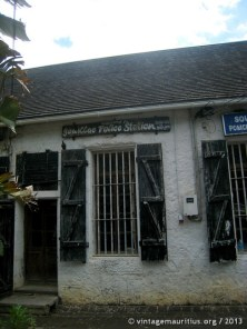 Souillac Police Station main entrance
