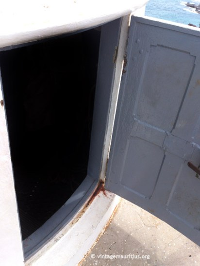 The Door Trap to the balcony