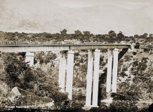 The First GRNW Railway Bridge before modification