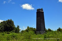 The Mount Sugar Mill Chimney