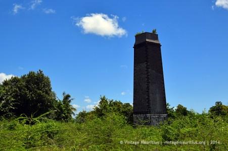 The Mount Sugar Mill Chimney